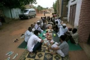 افطارات رمضان في السودان